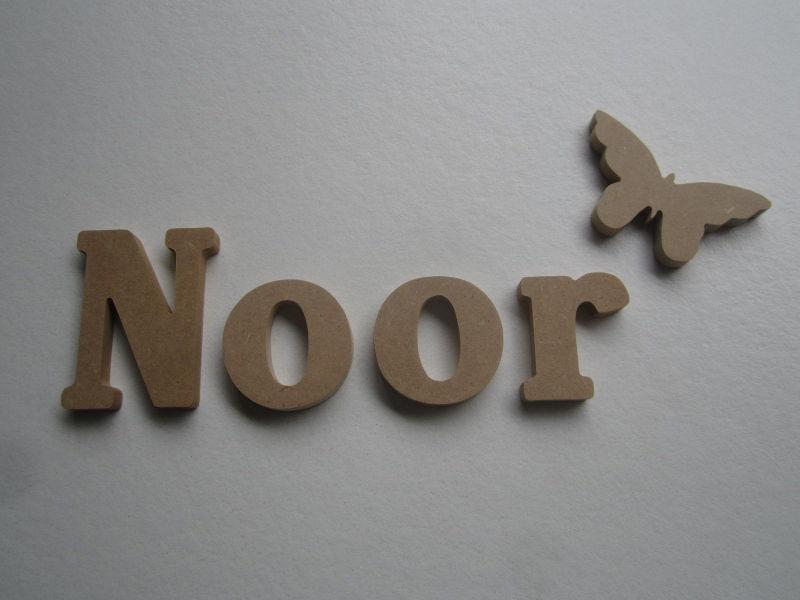 Letters Voor Op De Muur Kinderkamer.Houten Letters Bevestigen