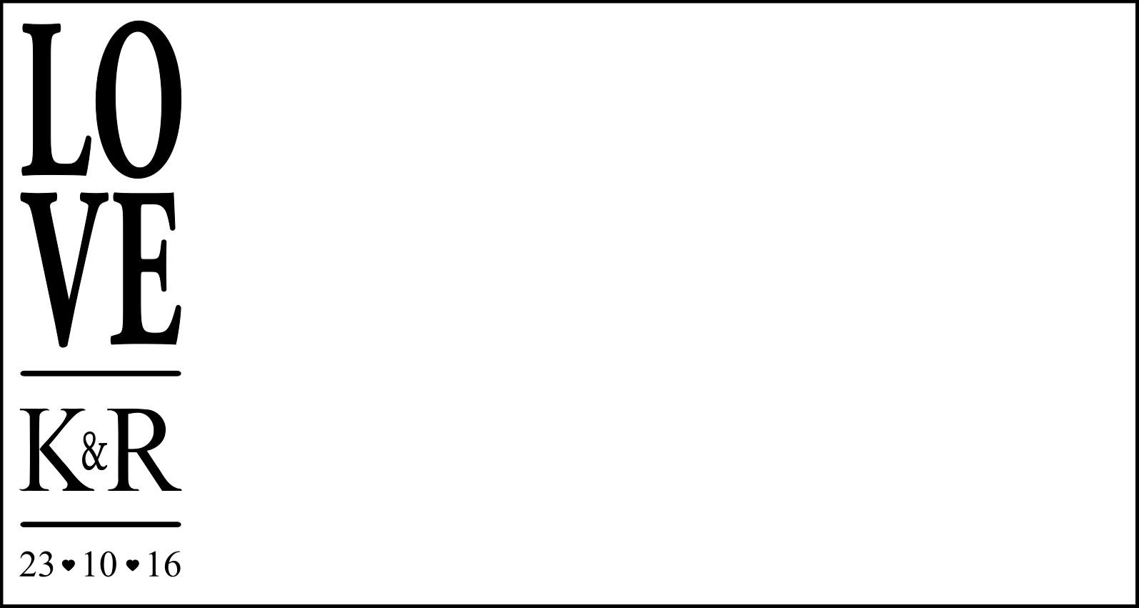 Houten snijplank met tekst