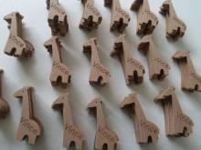 Magneetje giraf
