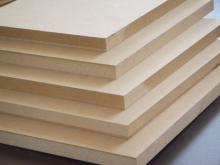 MDF hout