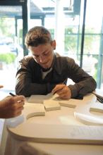 Signeren gastenboek