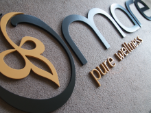 Logo pure wellness