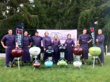 The Filous BBQ Team